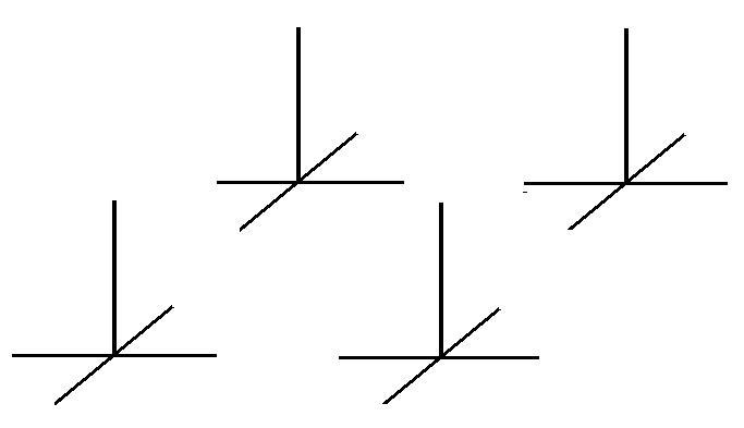 03-Cuatro verticales enfasadas